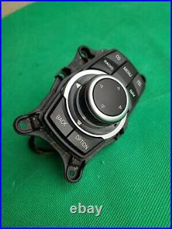 07-14 BMW E82 E88 E90 E92 E60 E70 Menu Radio CIC iDrive Switch OEM 9240956