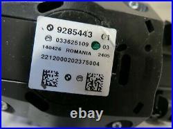 08-14 BMW E82 E88 E90 E92 E60 E70 E71 Menu Radio CIC iDrive Switch OEM 9285443