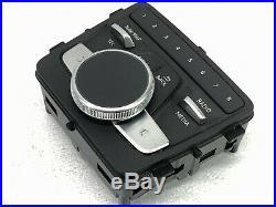 17 18 19 Audi A4 A5 S5 S4 RS5 SAT NAV Audio MMI Control Switch Panel Knob