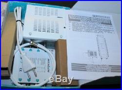 271148 FRACARRO MULTISWITCH SWI4508DT MSW ampli antenne satellite
