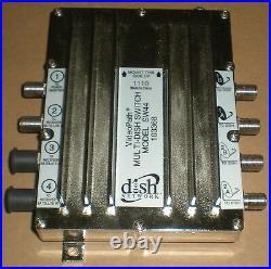 Bell Express Vu Dish Network Satellite Dish Videopath Sw44 Multi Dish Switch Fg