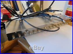 Blonder Tongue SMR-1600 Satellite Multiswitch 19 Rack Mountable 16 Port