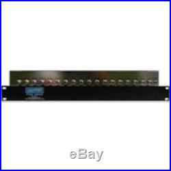 Cabletronix CTMS-16RKPS Satellite Multiswitch/16 Port/Rackmountable