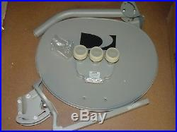 DIRECTV (2) Multi Satellite Dish withIntegrated Triple LNB & Built in MultiSwitch