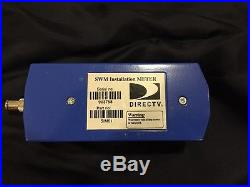 DIRECTV SIM01 Single Wire Multi-Switch SWM Installation Meter Satellite NEW