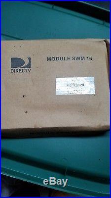 DIRECTV SWM 16 Single Wire Multiswitch 16 Channel SWIM Satellite