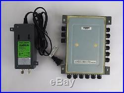 DIRECTV SWM16 Satellite Multi-Switch and Power Inserter 010-777734