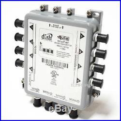 DPP44 BELL EXPRESS VU MULTI SWITCH DP LNB SATELLITE Dish Network DPP 44 HD 4X4