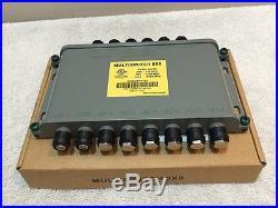 Directv 6x8 Multi-Switch DTV Wide-Band KaKu Satellite Dish Switch MS6X8R1-03