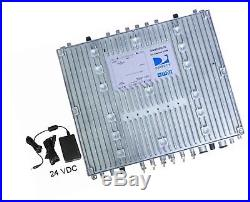 Directv SWM32 Satellite Multiswitch With 24V Power Supply 2DAY DELIVERY