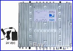 Directv SWM32 Satellite Multiswitch With 24V Power Supply New