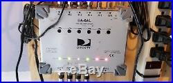 Directv SWM32 Satellite Multiswitch with power supplies