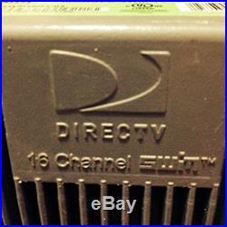 Directv Satellite TV Equipment Swm Multiswitch 16-way Requires Pi29r1 Power New