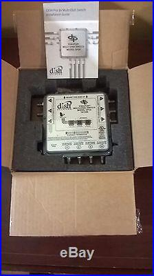 Dish Network DP34 Satellite Multiswitch! All tested