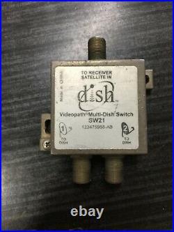 Dish Videopath Multi-Dish Switch SW21 123475958-AB