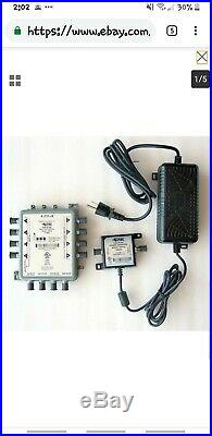 Dpp44 Dish Network Multi Switch Dp Lnb Satellite Dpp 44 4x4 Hd Switch