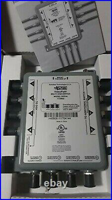 Dpp44 Kit Dish Network Multi Switch + Power Dp Lnb Satellite Dpp 44 New