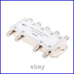 Fta 8x1 Switch Diseqc Satellite Antenna for 8 in 1 Fta Receiver Multi Lnb Lnbf