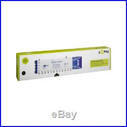 Goobay 67262 Satellite Multiswitch, 5 In / 12 Out