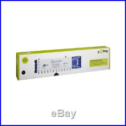 Goobay 67263 Satellite Multiswitch, 5 In / 16 Out