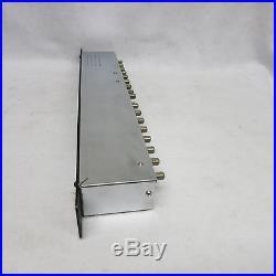 Holland Electronics HMS 16APR 950-2150 MHz Satellite Multi Switch 19 RackMount