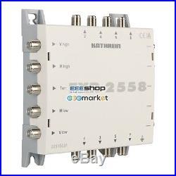 KATHREIN EXR 2558 Satellite signal multiswitch 20510031