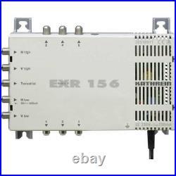 Kathrein EXR 156 SAT multiswitch Ingressi (Multiswitch) 5 4 satellita 20510011