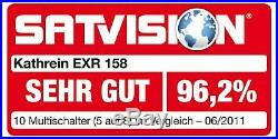 Kathrein EXR 158 Satellite IF Distribution System Multi-Switch 1 Satellite 8
