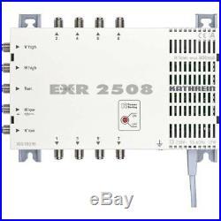 Kathrein EXR 2508 SAT multiswitch Ingressi (Multiswitch) 5 4 satellit 20510030