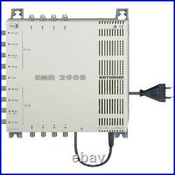 Kathrein EXR 2908 SAT multiswitch Ingressi (Multiswitch) 9 8 satellit 20510019