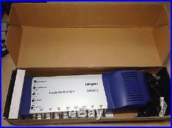 LABGEAR MS581E 8 Way Enhanced Multiswitch TV Satellite Distribution Unit