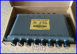 LOT OF 10 I DIRECTV 6x8 Multi-Switch DTV Wide-Band KaKu Satellite MS6X8R1-03 NEW