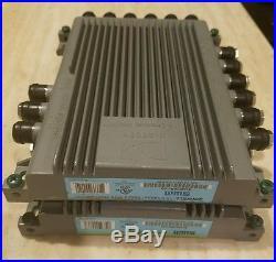 LOT OF 2 I DIRECTV SWM16 Multi-Switch SWM16R1-03 SWIM Module16 Satellite Dish