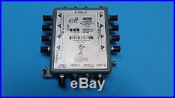 Lot 12 Dish Network DPP44 Satellite Multi Switch Power DPP 44SW 44 Plus 4x4 hd