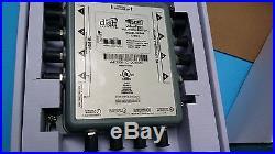Lot 6 Dish Network DPP44 Satellite MultiSwitch Power DPP Switch 44SW 44 Plus 4x4