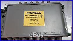 Lot of 14 Directv 6x8 MultiSwitch Wide-Band KaKu Satellite Switches MS6X8MDU1-03