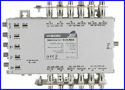 MULTISWITCH 5X24 EVO V5 Aerial/Satellite Amplifiers & Distribution AP02668