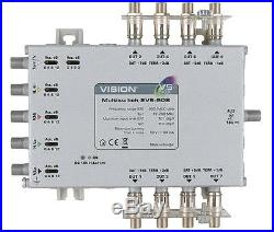 MULTISWITCH 5X8 EVO V5 Aerial/Satellite Amplifiers & Distribution AP02672