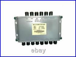 (NEW) DIRECTV Wideband 6X8 Multiswitch KA/KU MS6X8R1-03 DTV Satellite NIB SAT