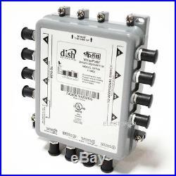 NIB Dish Network DPP44 Satellite MultiSwitch Power DPP Switch 44SW 44