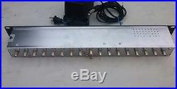 Pico Macom TSMS-2150X-16A Rack Mounted 2x16 Satellite Multi Switch 000-962901