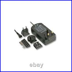 Powerpax Mw7h380gtgs Adaptor, Switch Mode, Multi In/out