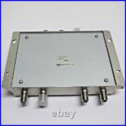 RCA 4-Way Digital Satellite Dist. Multi-Switch D6520 + Zinwell SAM-3402 3x4 Way