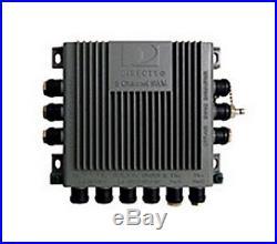 RV Trailer Satellite TV Antenna Single Wire Multi-Switch Kit WINEGARD SWM-840