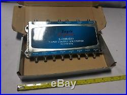 S-4180-GX+ Eagle Aspen Satellite Multiswitch 5 Input 8 Output 54-21, SKBAWA-B035