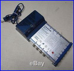 Spaun Sms 5808 Nf Made In Germany Multiswitch Satellite System