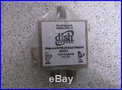 SW21 Satellite multi-dish switch Original LOT of 26 pieces
