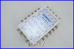 Satellite Electronics USA WBS 41602 NF Wideband Multiswitch for SAT-IF Signals