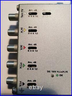 Satellite Multi-switch