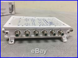 Satellite USA WBS41202NF Wide band Multiswitch for SAT-IF Signals WBS 41202 NF